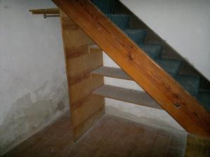 Prostor pod schody