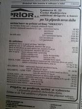 Ceny z roku 1994