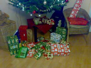 ještě dárečky