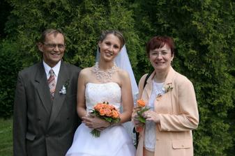 8 rodiče ženicha