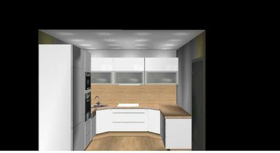 na tomto mieste budem mat francuzske okno, takze sa mi kuchyna este pekne presvetli ..