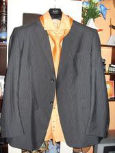 Drahého oblek:-)