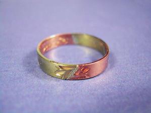 vítězný prstýnek