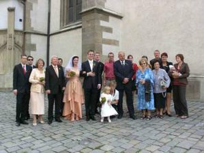 širší rodina