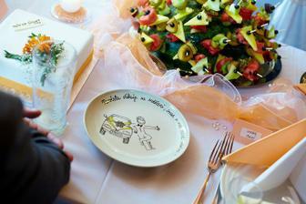 Dárek svědkovi nevěsty (od Kamila Jursy)