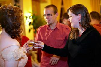 dáme si panáčka, já jako vždy zlatýho Jelzina :-) (od Kamila Jursy)