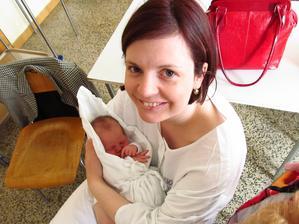 pohodička v porodnici :-D