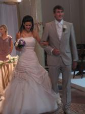 novomanželé Jursovi :-)