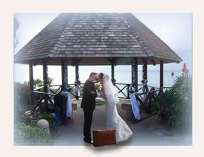 Malinko fikce - svatba u moře :-))