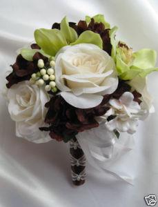 Co máme a co se mi líbí, hnědo-bílá svatba... - Obrázek č. 37