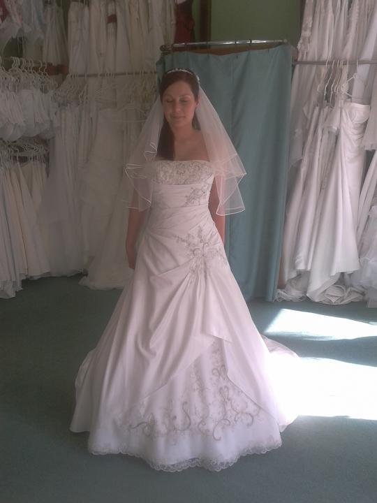 Co máme a co se mi líbí, hnědo-bílá svatba... - Obrázek č. 86