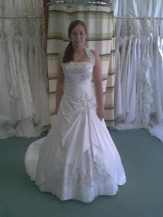 Co máme a co se mi líbí, hnědo-bílá svatba... - Obrázek č. 97