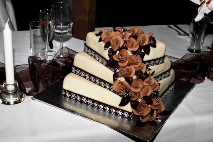 Jiřka{{_AND_}}Jenda - náš krásný dortík...