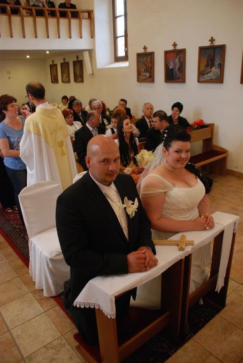 Amaterske foto-odpytavanie a kostol - a uz sme svoji