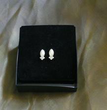 Veľmi sa mi páčia perly,tie sa podľa mňa najviac hodia k neveste