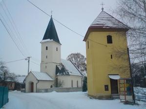 V tomto kostoliku - Kostol Očisťovania Panny Márie