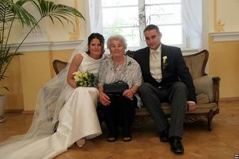 s babičkou