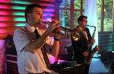 "Swingová hudba - One Plus One - verzia ""Quartet"""