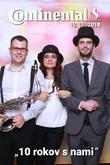 Swingová hudba - One Plus One - Zvolen Hotel Tenis