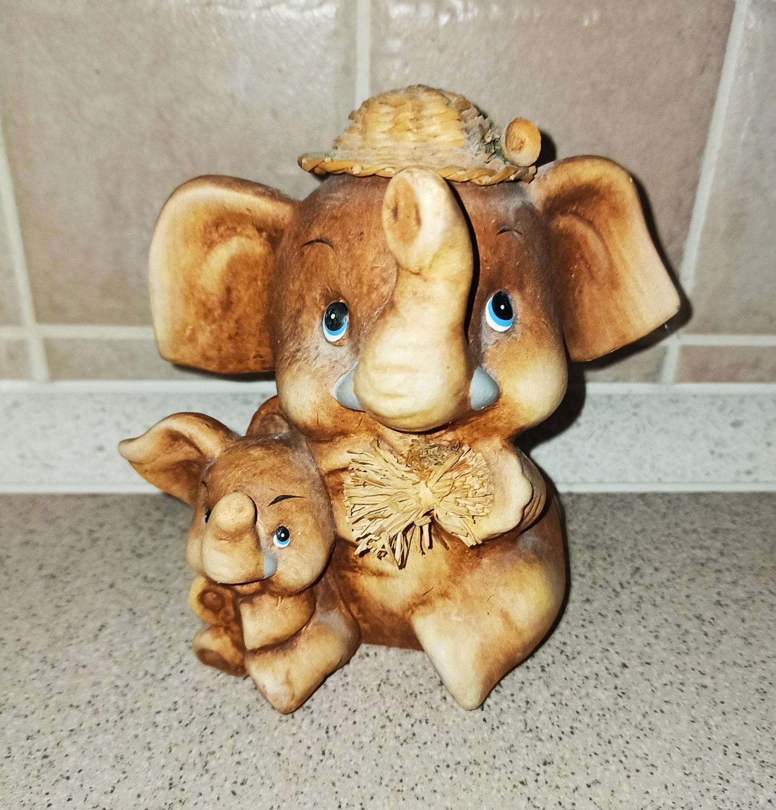 soška sloníka - Obrázok č. 1