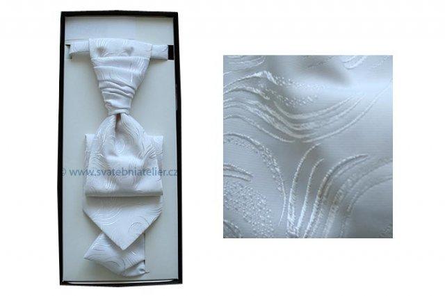 Srovnání snů a reality - kravata pro ženicha