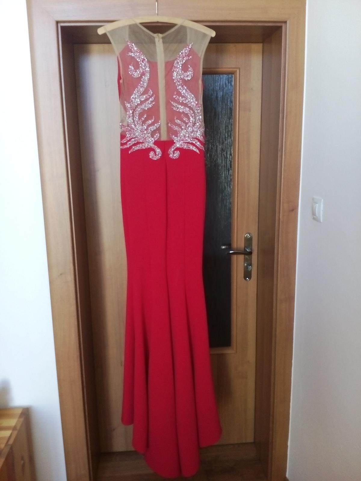 Ženyyyyyy konečne mám šaty po polnoci :) presne takéto som chcela :) už len pár drobností a môžem sa vydávať :) - Obrázok č. 1