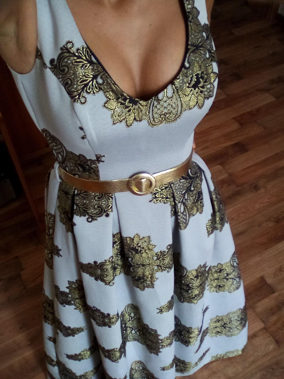 Baby prosim Vas poradte mi :) hodia sa tieto šaty na svadbu kamarátom? Svadbu majú v divadle... a prosim, ake doplnky by ste mi odporucili??? Dakujem vam vopred :) - Obrázok č. 2