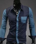 Pánska košeľa slim, XL
