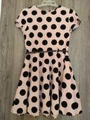 Guľkované šaty, 128