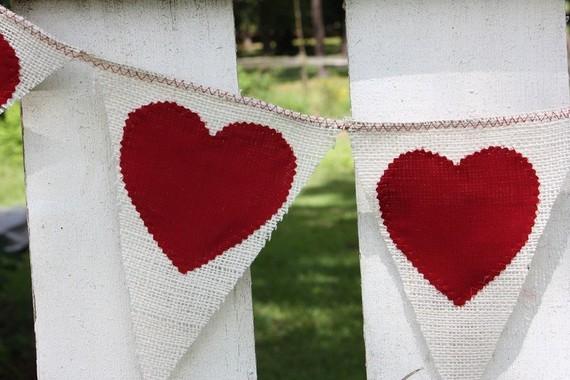 Selská svatba + Má tvorba - vlaječky na plaňkový plůtek??