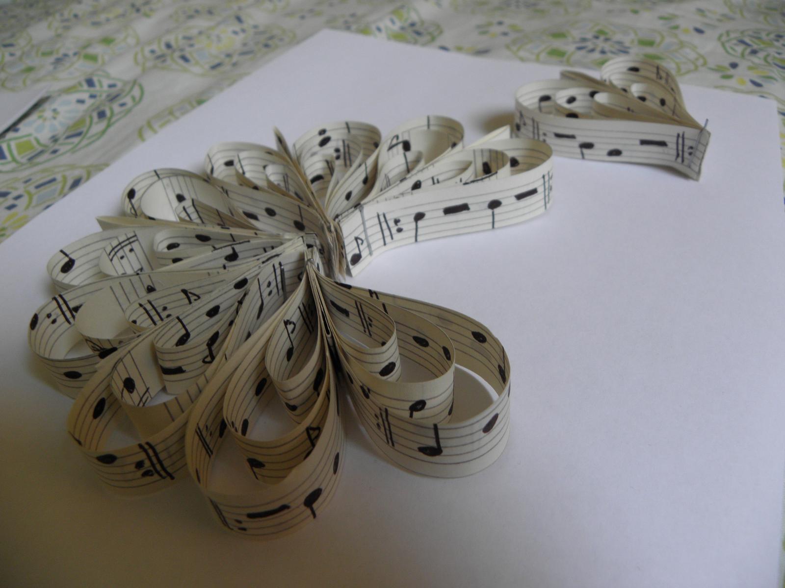 Selská svatba + Má tvorba - Snaha o čtyřlístek, či spíše pětilístek... :D