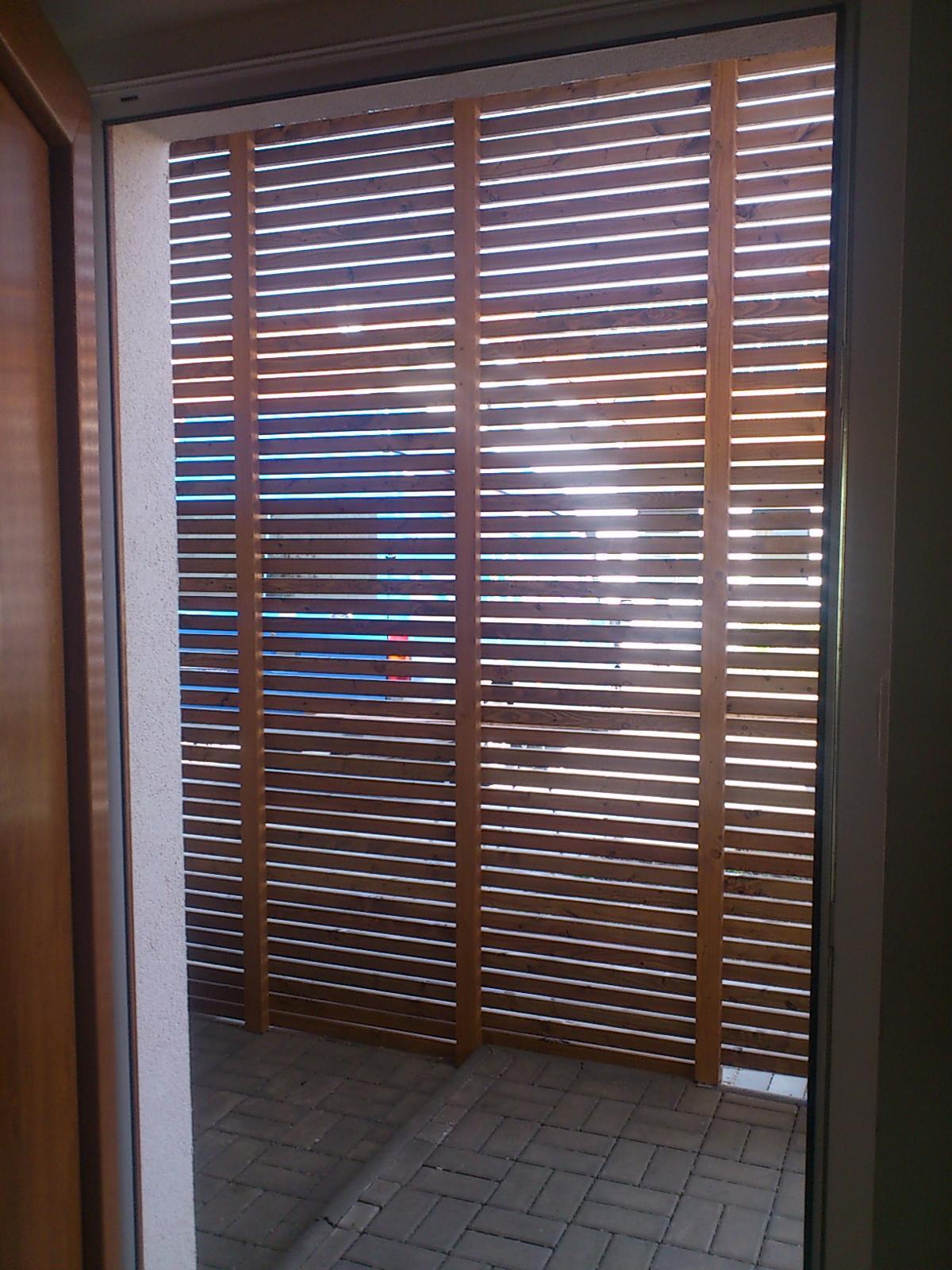 Doma - Pohled ze dveří