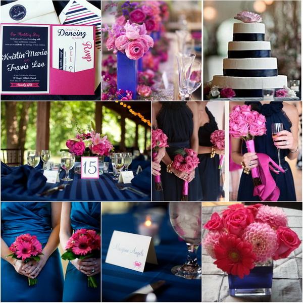 Modrá a všetky odtiene ružovej - Obrázok č. 12