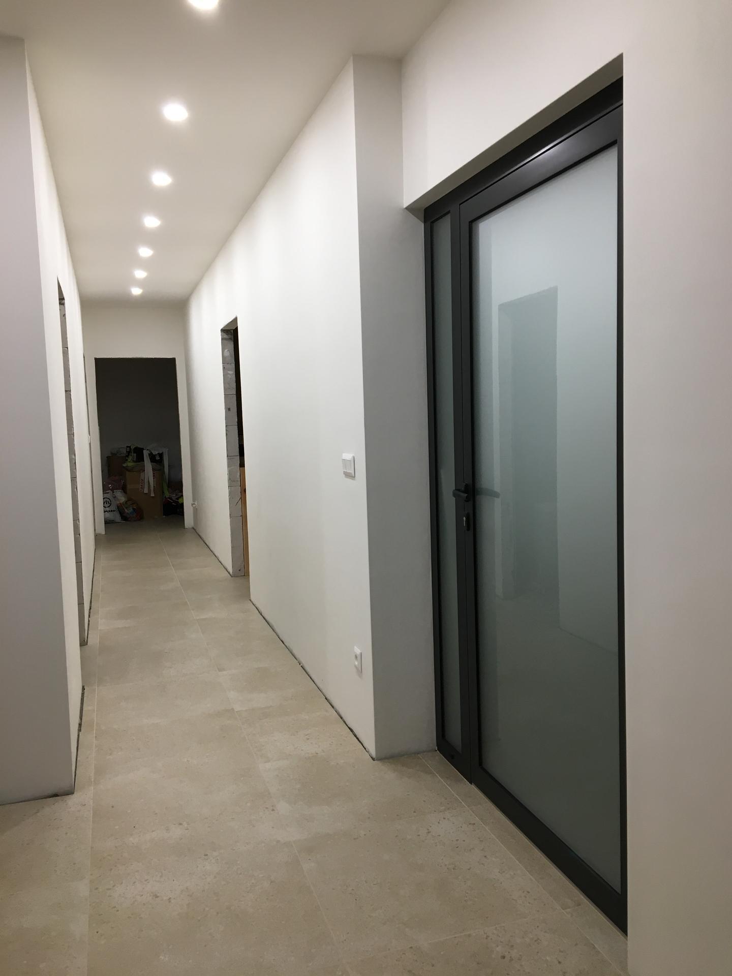 Tvorime domov - dvere budu snad v january