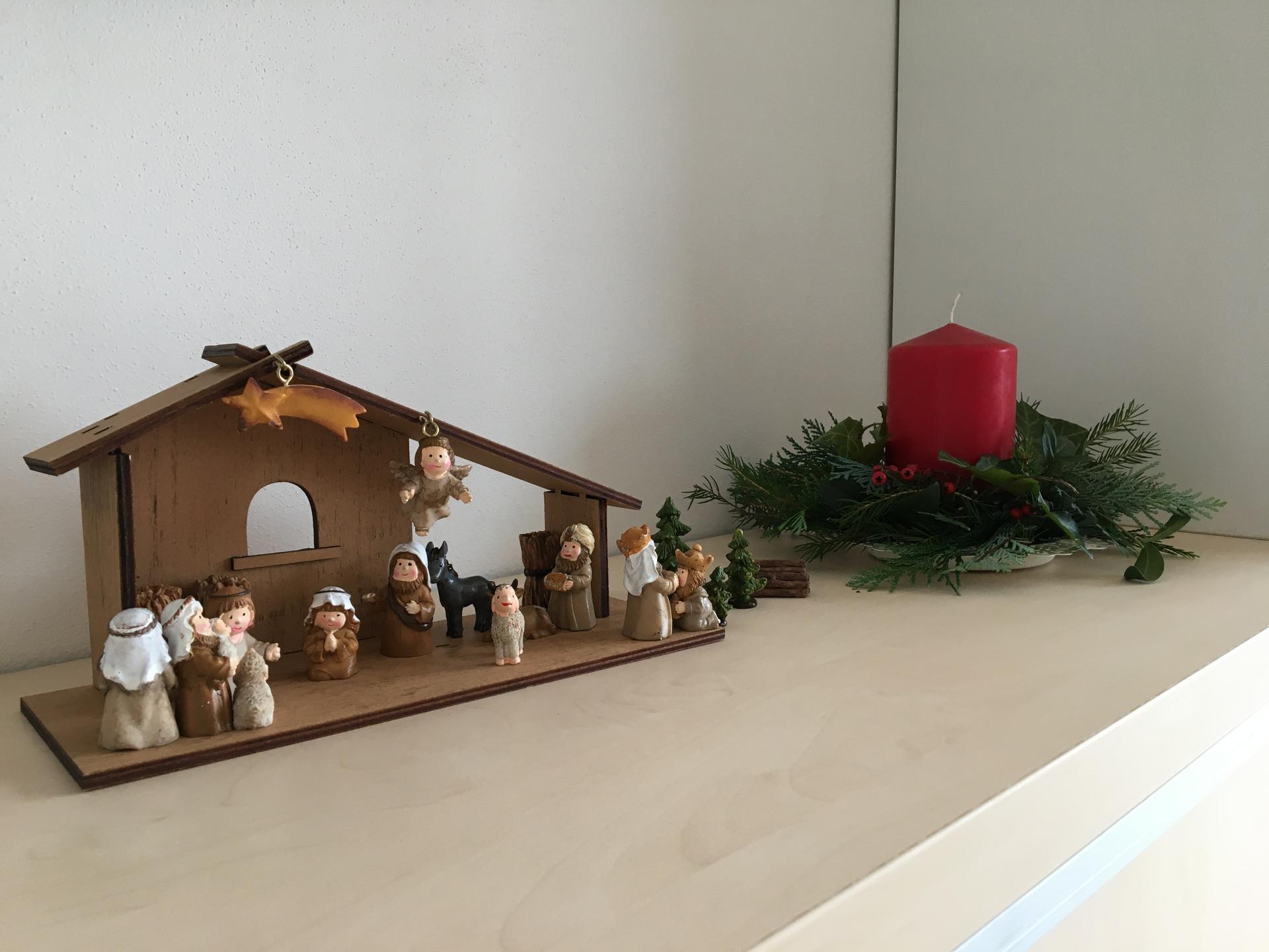 Tvorime domov - Čakame na Ježiška