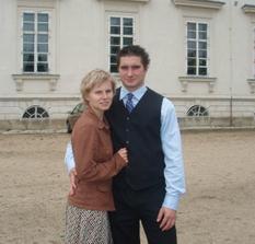 Bráchova svatba září 2007