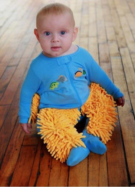Tipy a triky - Bee At Work - Ruku na srdce! Opravdu doma uklizite vsichni??! :-)