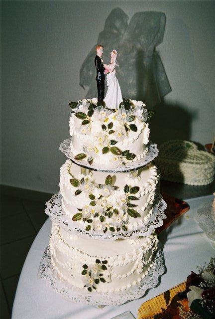 Lucia{{_AND_}}Jarino - torta od rodičov