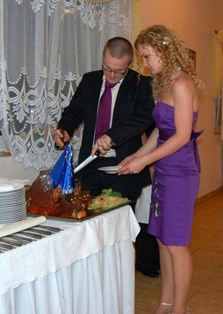 Alenka Letavayova{{_AND_}}Martin Nemec - ked nam to s tou tortou tak pekne slo, aj prasiatko zvladneme..