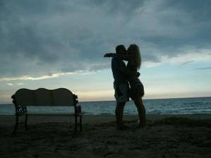 trosku romantiky pri zapade slnka...