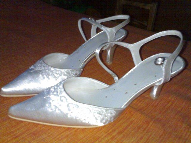 Prípravy - moje topánočky