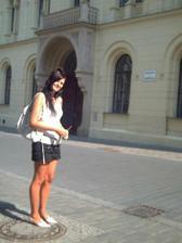 před školou