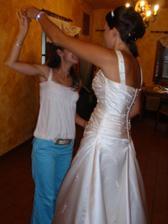 taky se tančilo, i když... :-D