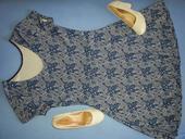 šaty L raz oblečené, cena s poštou, 40
