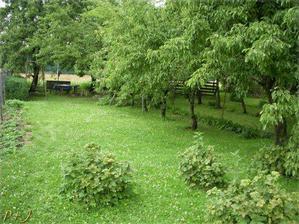 Původní zahrada:)