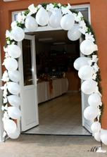 výzdoba vstupných dverí