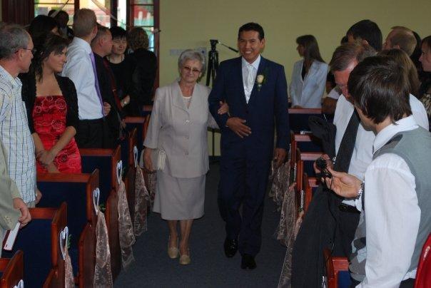 Daniela Kapustova{{_AND_}}Wilfredo Chavez Arroyo - Will s mojou tetou, zastupovala jeho maminu