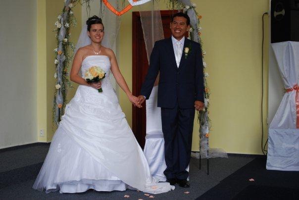 Daniela Kapustova{{_AND_}}Wilfredo Chavez Arroyo - uz spolu