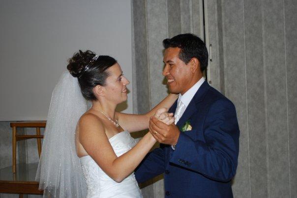 Daniela Kapustova{{_AND_}}Wilfredo Chavez Arroyo - valcik