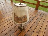 stojanová lampa,